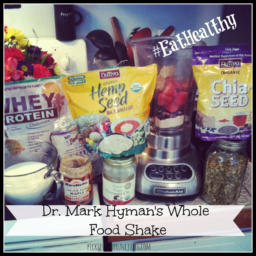 #EatHealthy Photo HOP